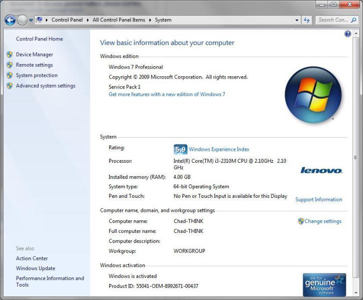 Upgrade windows 7 64 bit sp1   Windows 7 Sp1 64 Bit Download